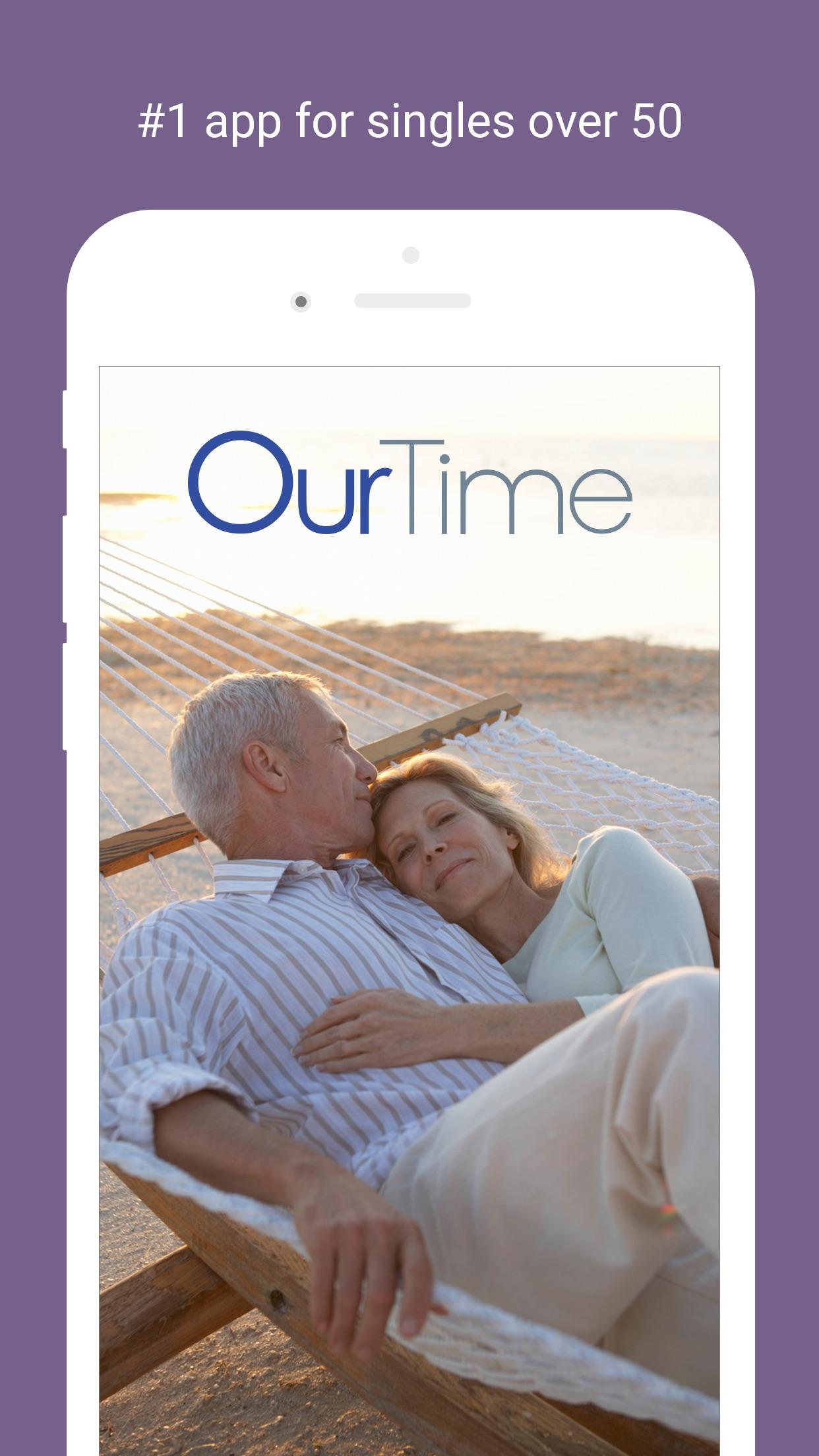 OurTime - Meet 50+ Singles Screenshot