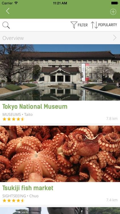 Tokyo Travel Guide (with Offline Maps) - mTrip screenshot-3