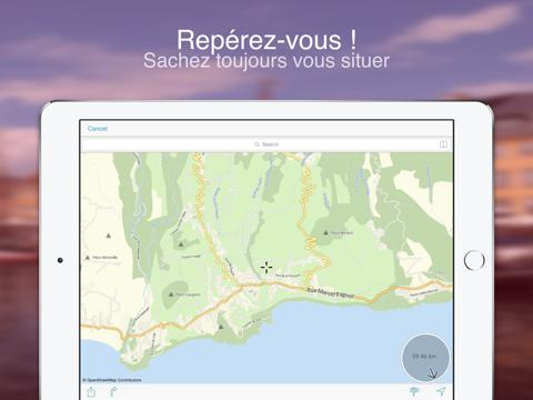 La Réunion : Carte Hors Connexion