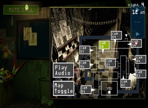 Five Nights at Freddy's 3 ipad images