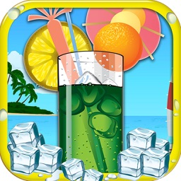 Ice smoothies – Free & fun hot maker Cooking Game for kids, girls, teens & family