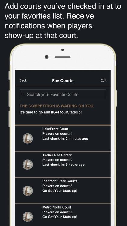 League For Volleyball screenshot-4