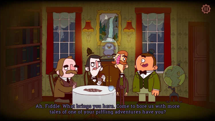 Bertram Fiddle: Episode 1: A Dreadly Business screenshot-1