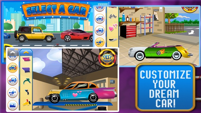 amazing car creator design your vehicle on the app store
