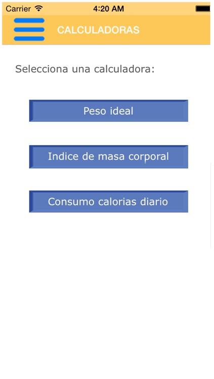 Dietas para adelgazar screenshot-4