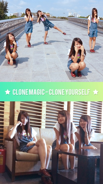 Clone Magic screenshot-0