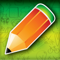 App Icon for DrawTo - Send and receive drawings seeing as they are created App in Denmark IOS App Store