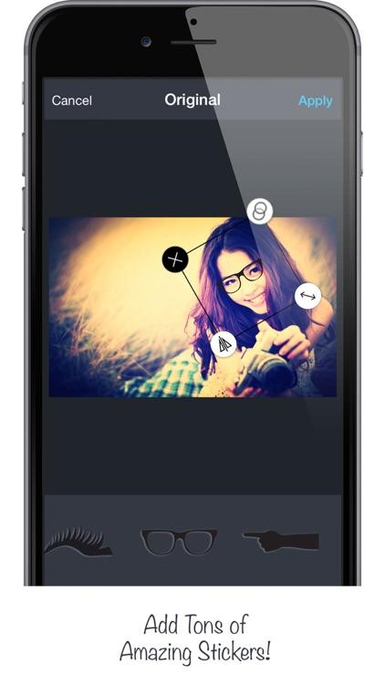 Photo Editor by iPro screenshot-3