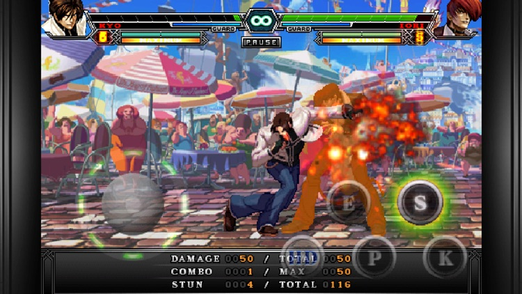 THE KING OF FIGHTERS-i 2012(F) screenshot-3