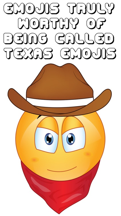 Texas Emojis Keyboard by Emoji World