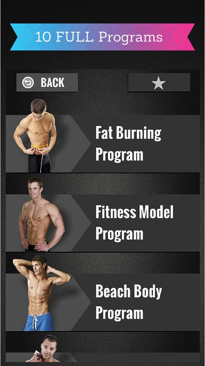 Gym Workout Programs – Full Exercise Journal for Losing Weight and Tone Muscles – Nutrition Tips From Certified Personal Trainers screenshot-3