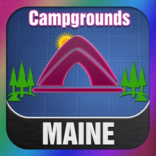 Maine Campgrounds & RV Parks Offline Guide