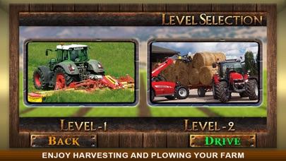 Echt Traktor Simulator 3DScreenshot von 3