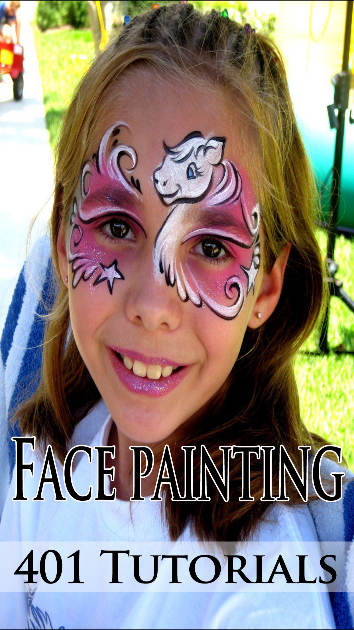 Face Painting Screenshot