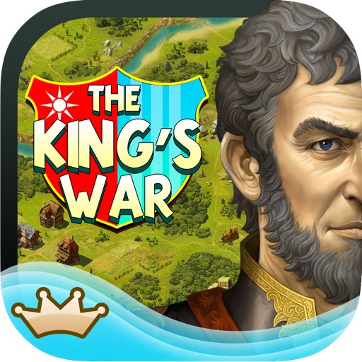 The Kings War : Hidden Objects Game in Garden,Dark Night,Jungle,Hunted House and Beach Themes