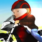 Speed Motorcycle Dash: Asphalt Graveyard Blast icon