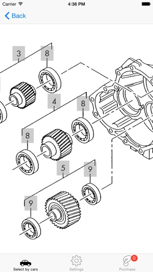 300x0w parts and diagrams for audi on the app store