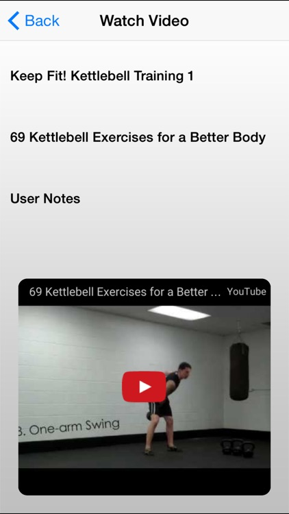 Keep Fit! Kettlebell Training screenshot-2