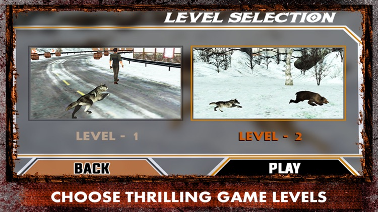 Wild Wolf Attack Simulator 3D – Live life of an alpha and take revenge for your clan screenshot-3
