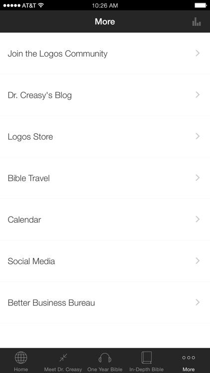 Logos Bible Study screenshot-3