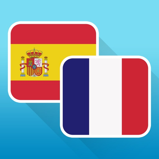Offline Spanish to French Translator for Travelers and Tourists