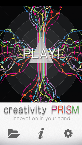 creativityPRISM - Innovation in your hand. screenshot one