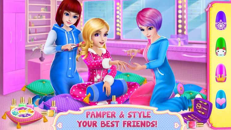 Girls PJ Party