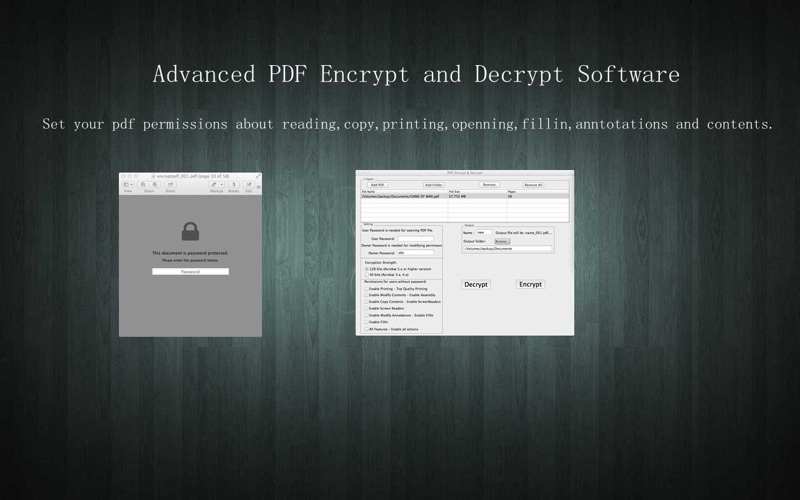 PDF Encrypt & Decrypt | App Price Drops