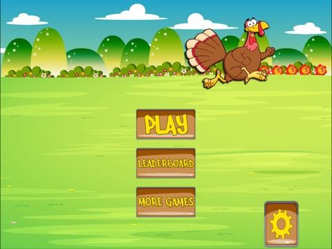 screenshot 1 for thanksgiving turkey hunt blast fun virtual shooting game