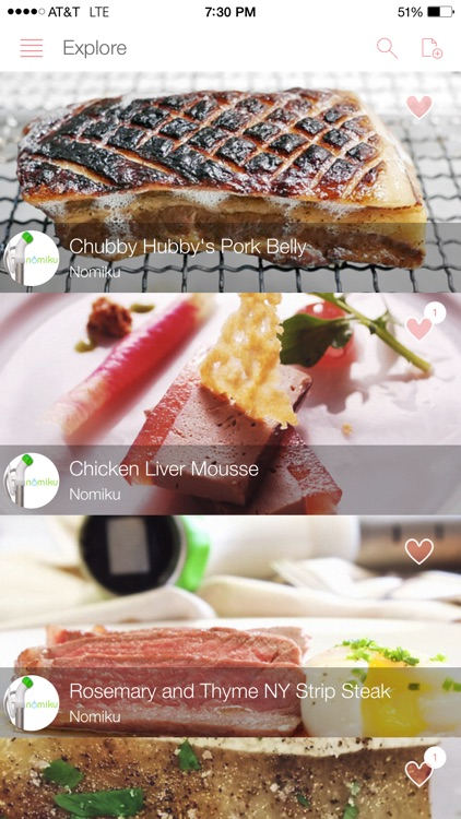 Tender - Sous Vide Recipes screenshot-1