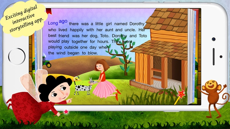 The Wizard of Oz by Story Time for Kids screenshot-3