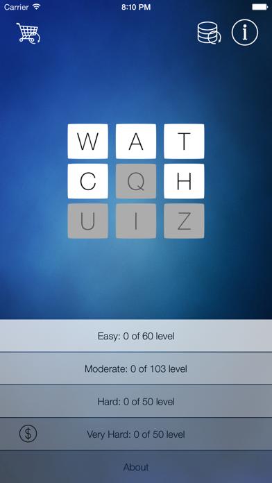Watch Letter Quizのおすすめ画像2