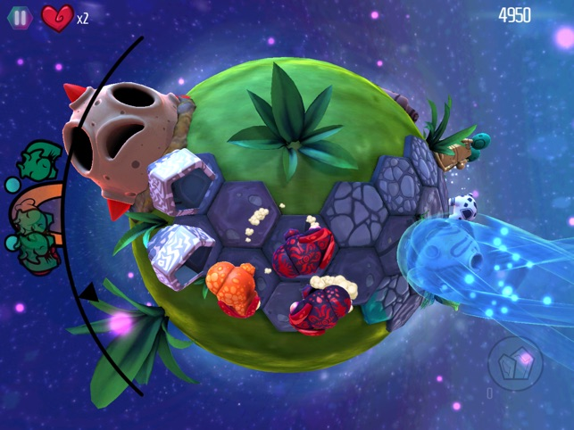 Celleste: Planeten und Käfer Screenshot
