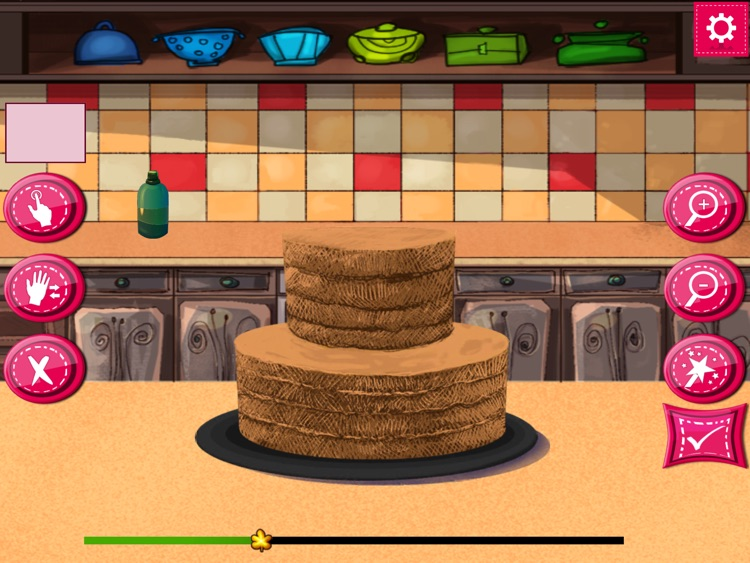 Make a Cake - Cooking Games for kids HD screenshot-2