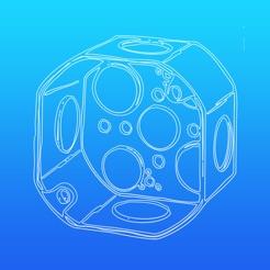 Wondrous Electrical Box Fill Calculator On The App Store Wiring Cloud Favobieswglorg