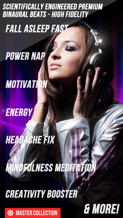 Binaural Beats Master Collection
