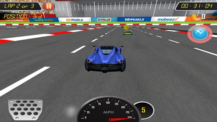 Carumba! The Ultimate Car Race screenshot-3