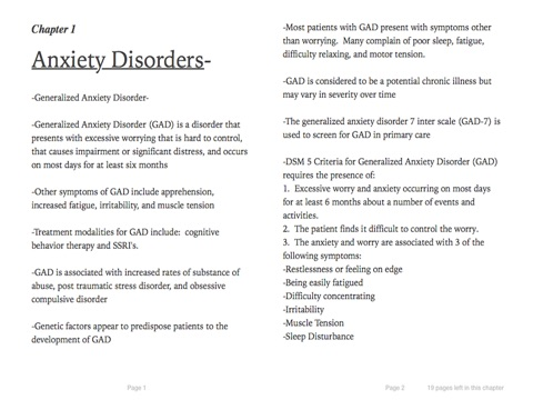 Psychiatric blueprint pance panre review by jeremy boroff pa c on screenshot 1 malvernweather Images