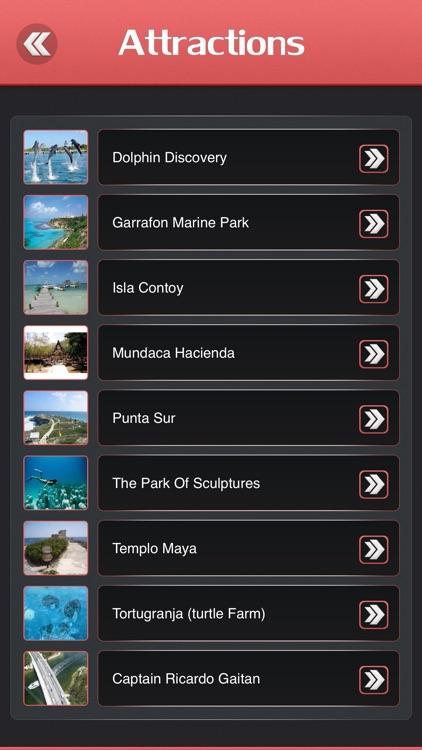 Isla Mujeres Offline Travel Guide