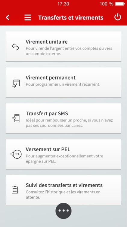 L'Appli Société Générale screenshot-4
