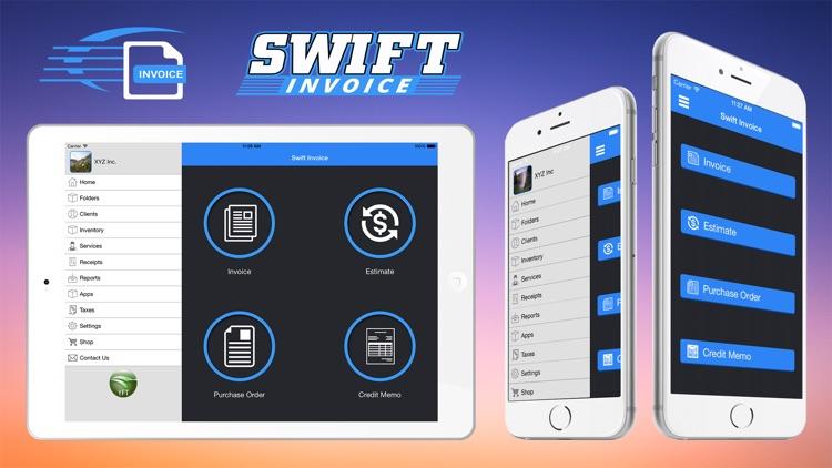 Swift Invoice Free