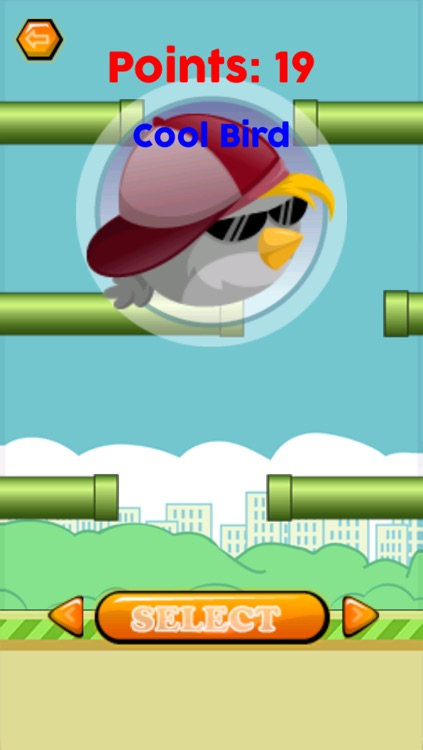 Rolly Bird - The Bird That Can't Fly screenshot-3