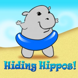 Hiding Hippos: Brain Game for Kids Free