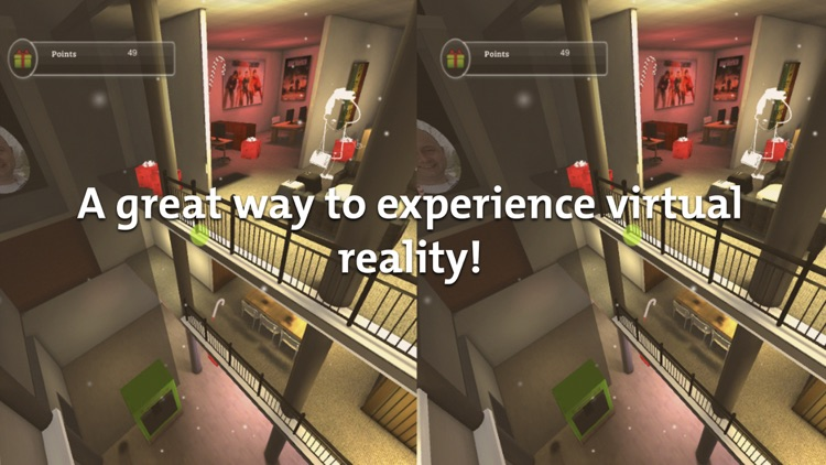 VR presents and candy collector – X-mas edition