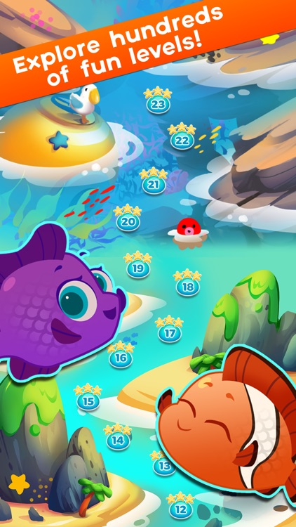 Fish Frenzy Mania™ screenshot-3