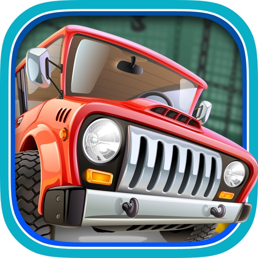 Furious Car Game icon