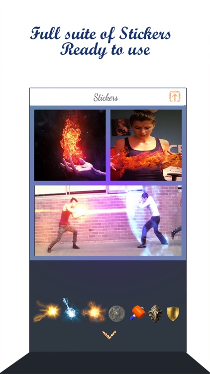 Photo Montage Maker HD lite - Best Collage With Background, Stickers, Frames screenshot-3