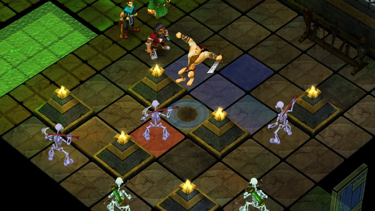 Dungeon Crawlers screenshot-0