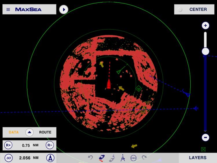 MaxSea TimeZero Marine Navigation screenshot-3