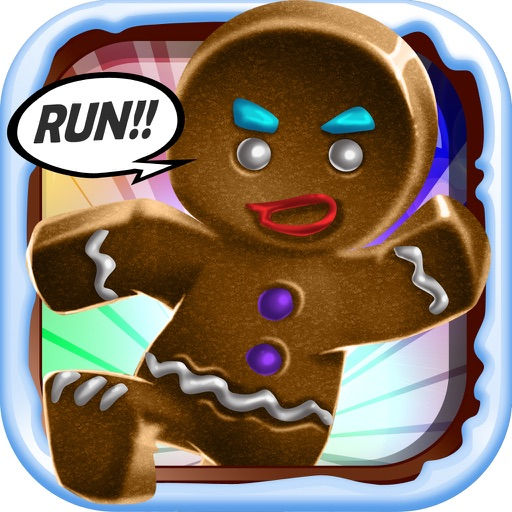 3D Gingerbread Dash - Run or Be Eaten Alive! Game FREE